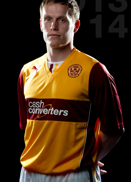 New Motherwell Top 2013 2014