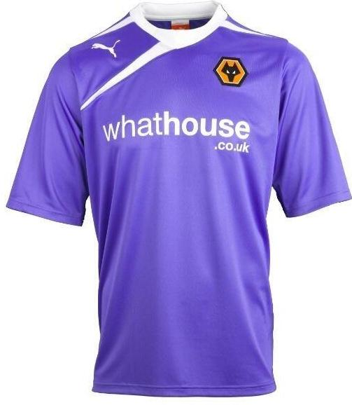 Purple Wolves Shirt 2013