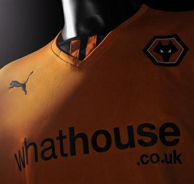 Wolverhampton New Kit 2013 2014