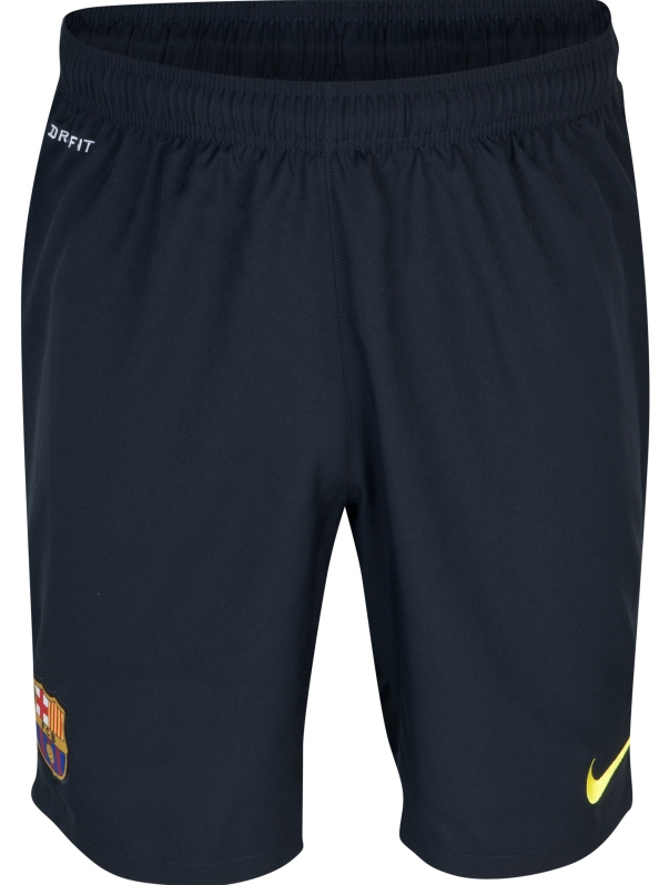 Barcelona Goalkeeper Shorts 2013