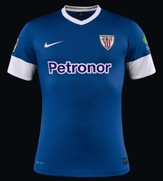 Blue Athletic Bilbao Shirt 2013 14