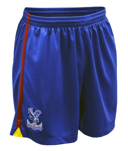 Crystal Palace Home Shorts 2013