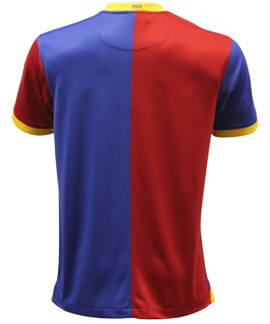 Crystal Palace Premier League Kit 2013 14