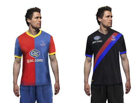 Crystal Palace Shirt 2013 14