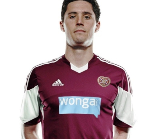 Hearts Home Shirt 2013