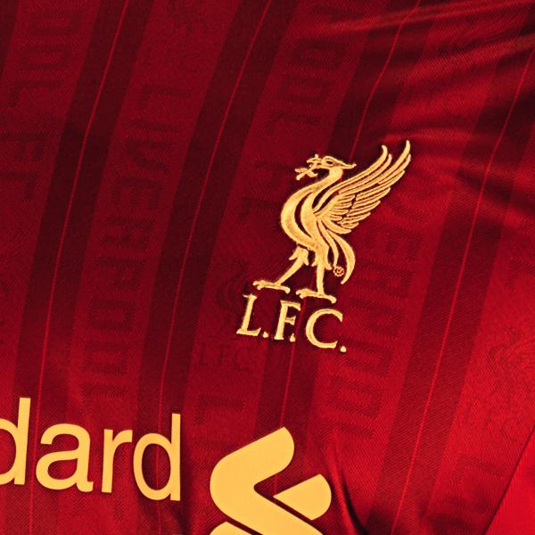 LFC Crest Closeup