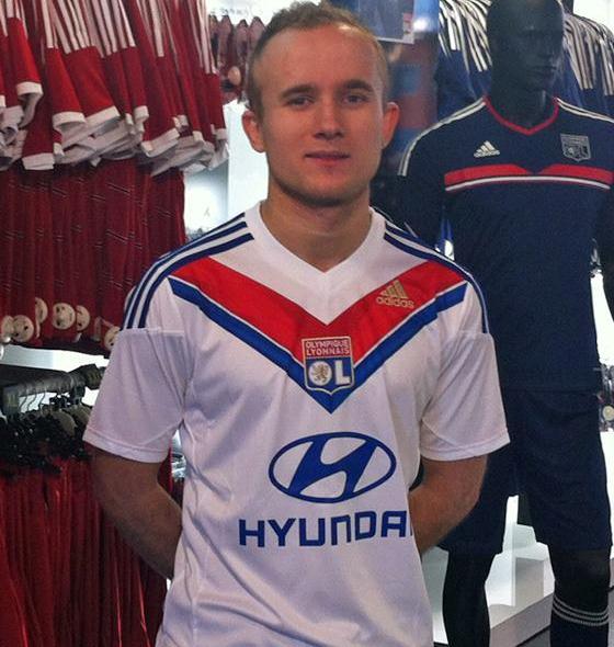 Lyon New Shirt 2013 2014