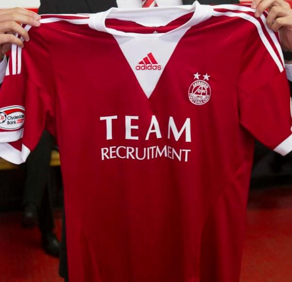 New Aberdeen Strip 2013 14