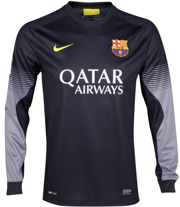 18e45f779 New Barca Goalkeeper Kit 13 14. FCB GK Shirt. Barcelona Goalkeeper Shorts  2013