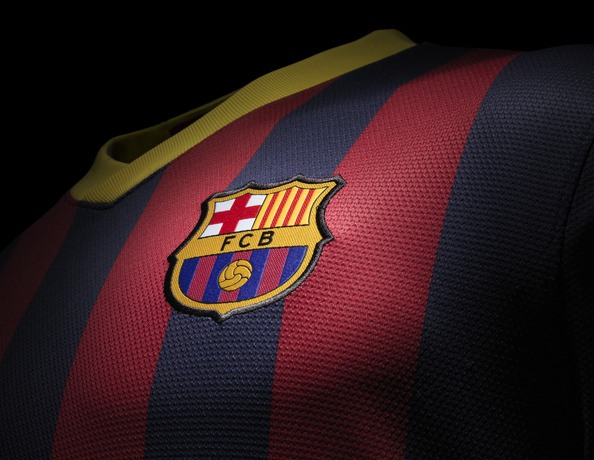 New Barca Kit 2013