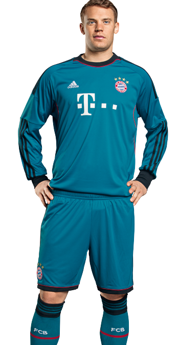New Bayern Goalkeeper Kit 2013 2014