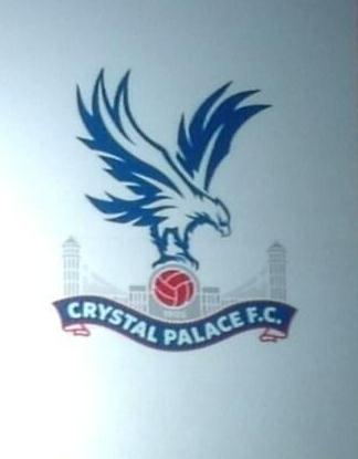 New Crystal Palace Badge 2013