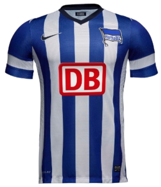 New Hertha Berlin Kit 13 14