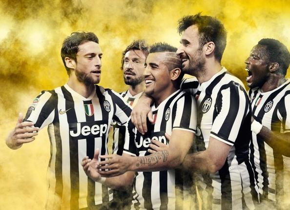 New Juventus Home Jersey 2013 14