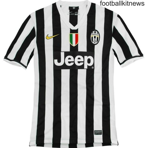 fed4684002c New Juventus Home Kit 2013-2014- Nike Juve Home Shirt 13-14 ...