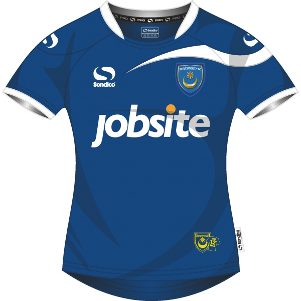 New Pompey Shirt 13 14