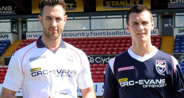 New Ross County Strip 2013 14