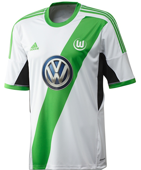 New Wolfsburg Home Kit 2013 2014
