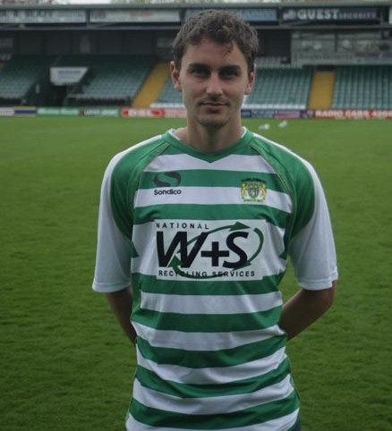 New Yeovil Kit 2013 2014