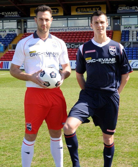 Ross County Kit 13 14