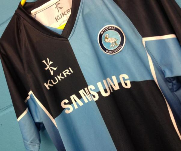 Samsung Wycombe Wanderers Shirt