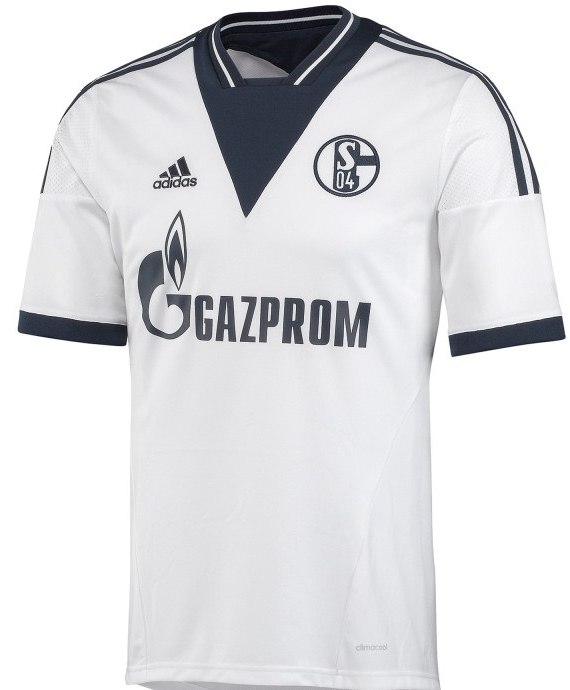 Schalke Away Jersey 2013
