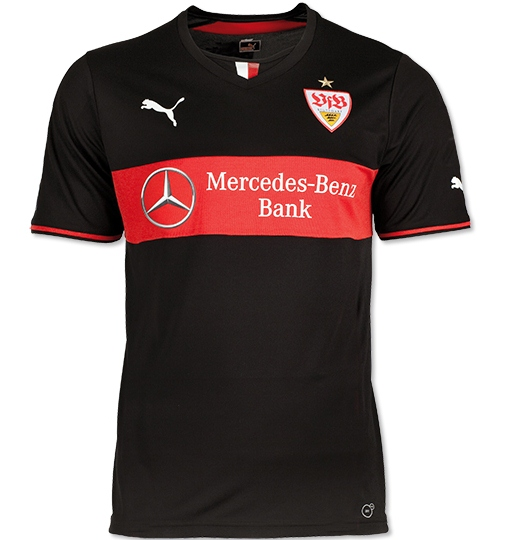 New Stuttgart Kits 13 14 Puma Vfb Stuttgart Home Away