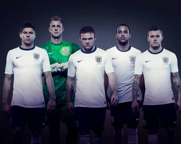 Wayne Rooney England Home Shirt 2014