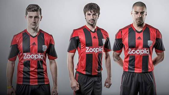 AC Milan West Brom Kit 2013 14