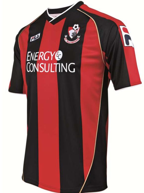 AFCB Home Kit 2013 14