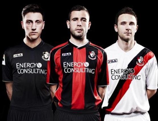 AFCB Home Shirt