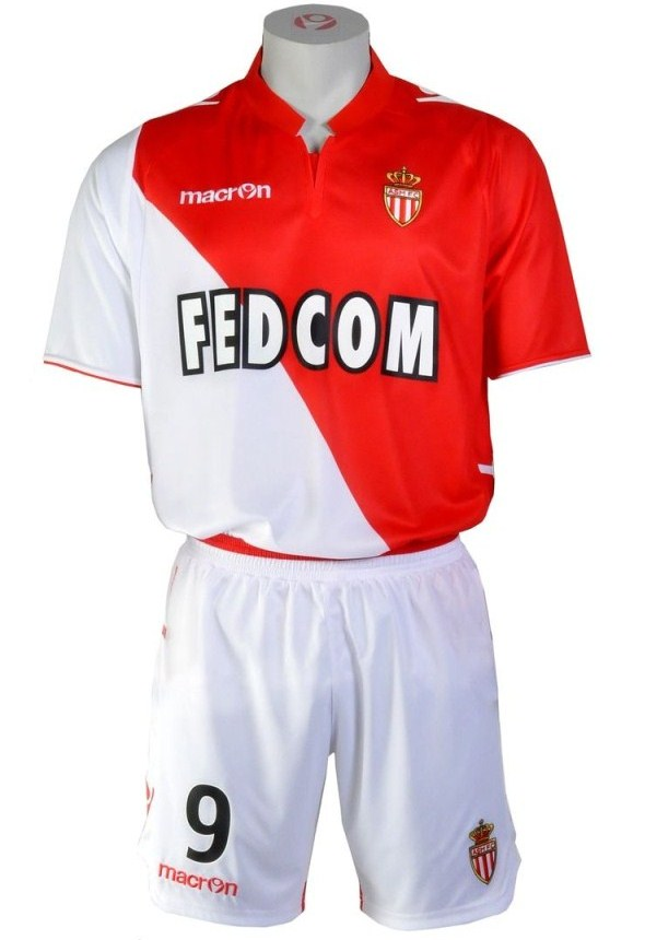 AS Monaco Official 2013