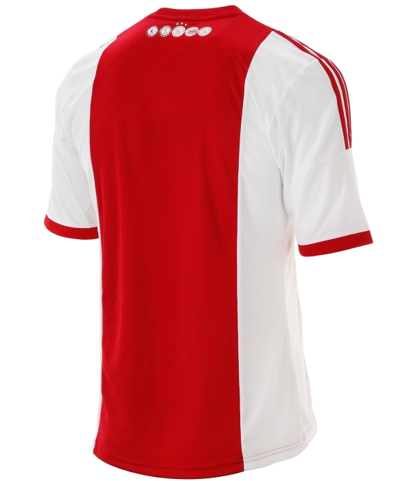 Ajax Home Jersey Back