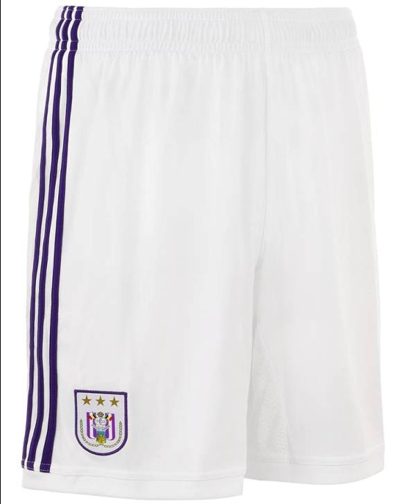 Anderlecht Away Kit Shorts
