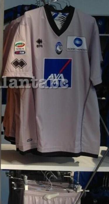 Atalanta Third Shirt 2013