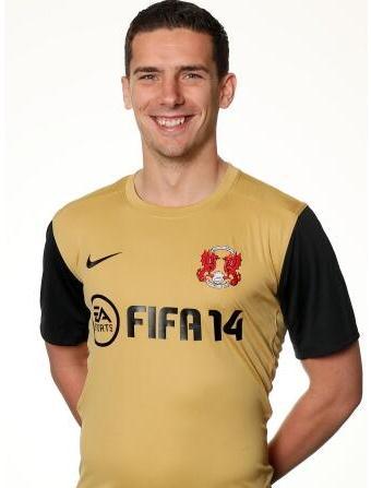 Baudry Leyton Orient Away Shirt 2013 14