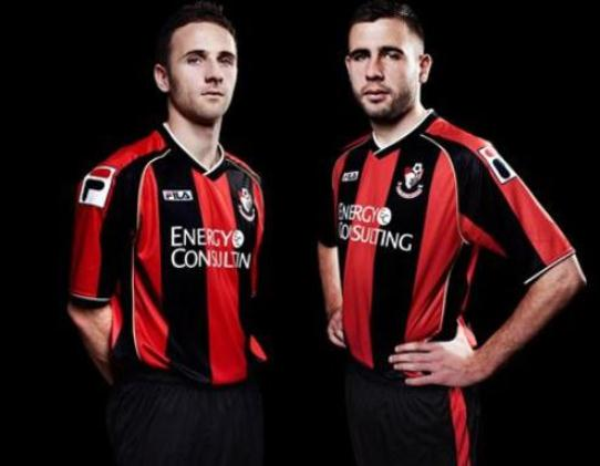 Bournemouth Home Kit 2013