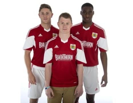 Bristol City Home Shirt