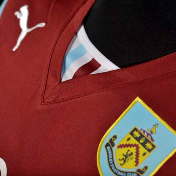 Burnley FC Jersey 2013 2014
