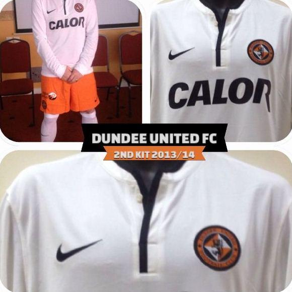 DUFC Away Kit 2013 2014