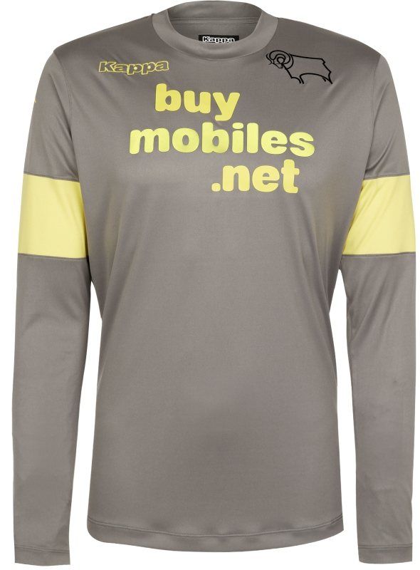 Derby County Goalkeeper Shirt 2014