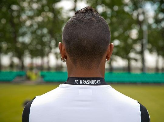 FC Krasnodar Football Shirt 2013 14