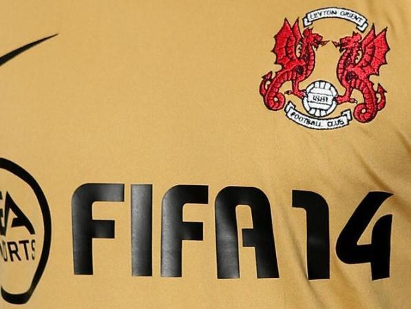 FIFA 14 Leyton Orient