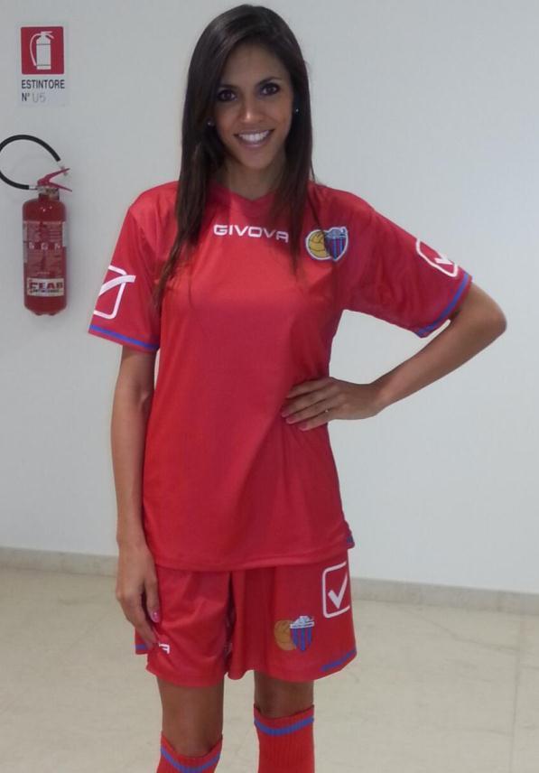 Givova Catania Soccer Jersey 2013