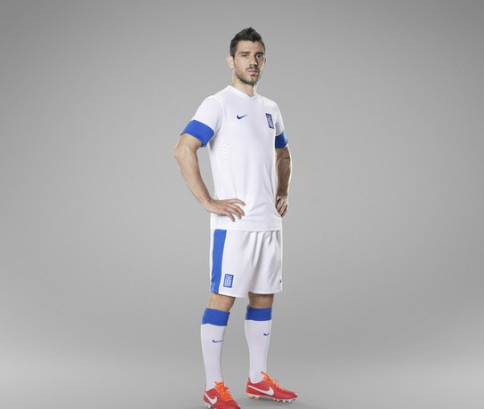 Greece Football Kit 13 14