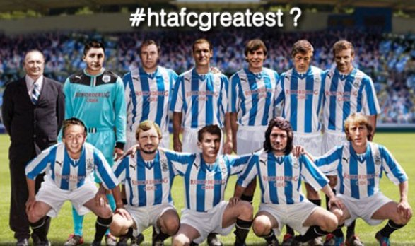 HTAFC New Kit 2013 14