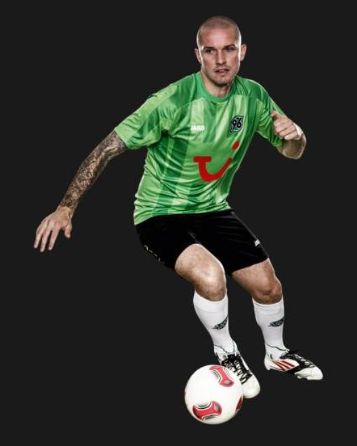 Hannover Green Jersey 2013