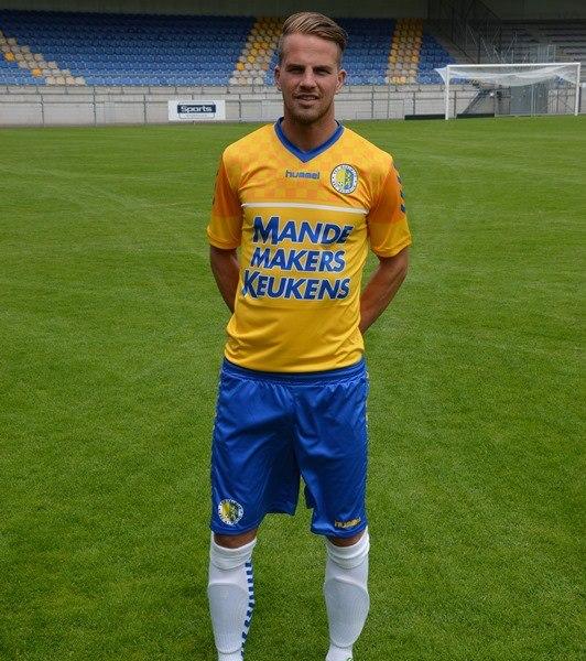 Hummel RKC Waalwijk Shirt 2013 2014