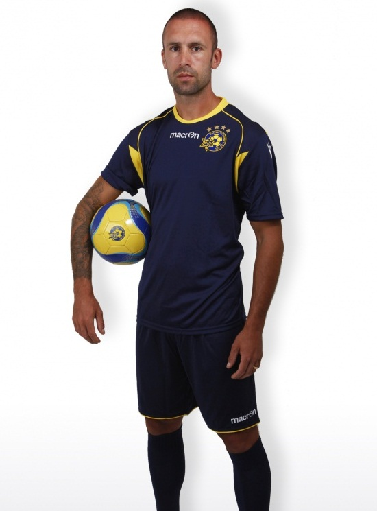 Maccabi Tel Aviv Away Kit 13 14