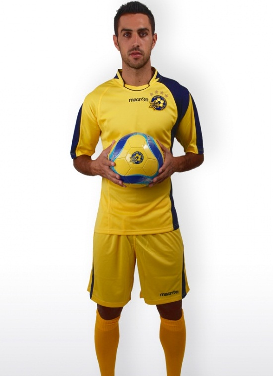 Maccabi Tel Aviv Home Kit 2013 14
